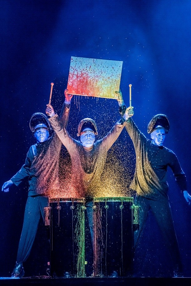 Blue Man Group Is Coming To Moncton With Its World Tour Eastcoastlive